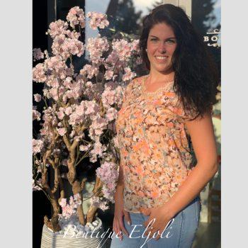 bloesje bloemen pink 001