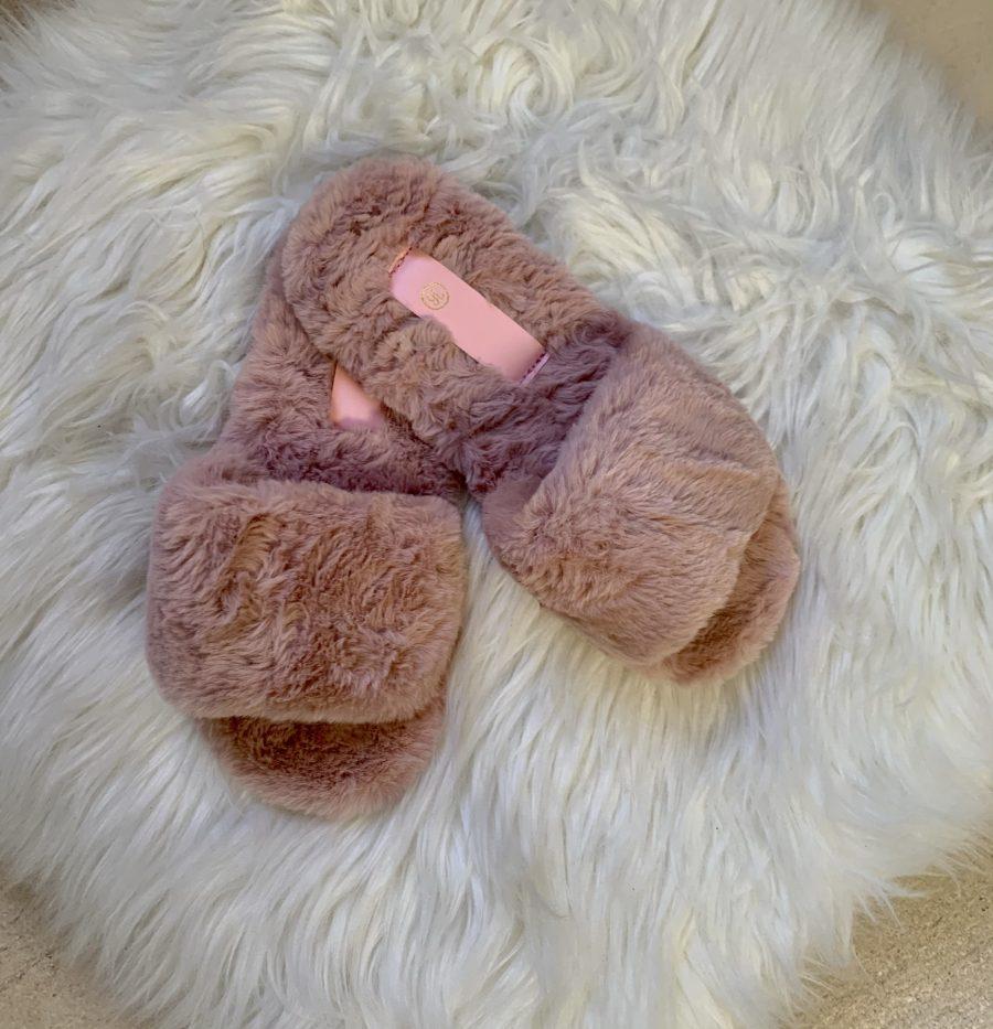 pantoffel roze