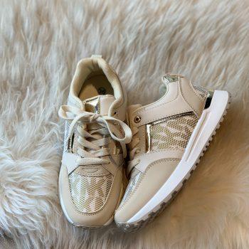 Sneaker MK beige