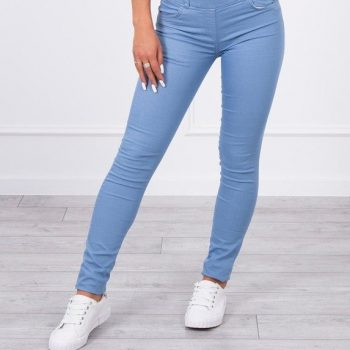 Colorful light jeans