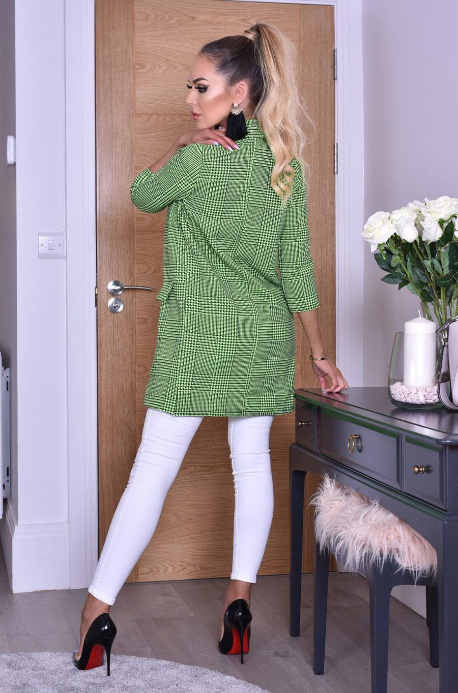 Long Jacket Valerie Green