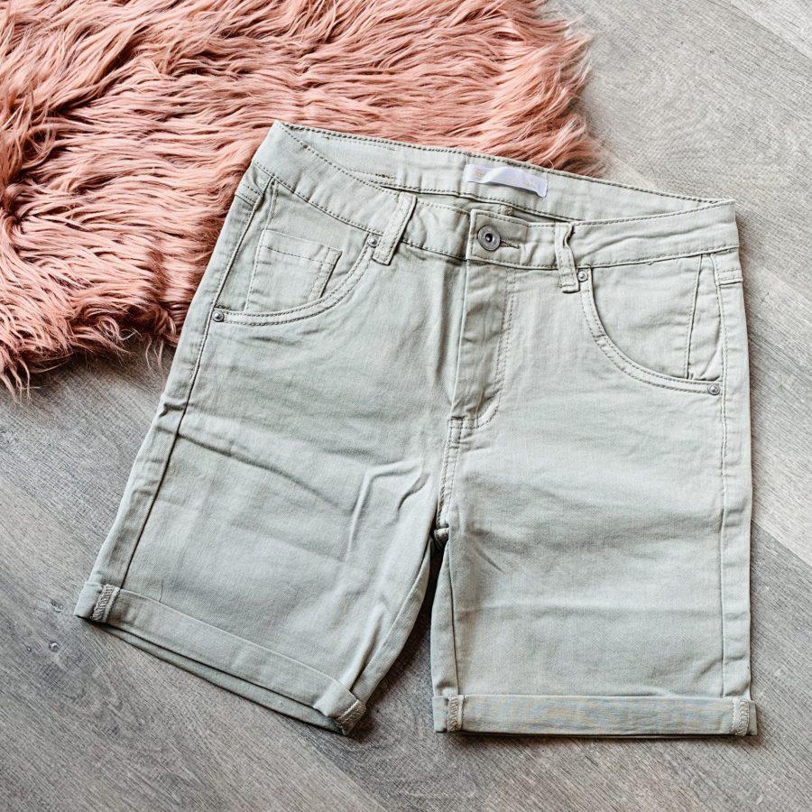 Jeans Short kaki