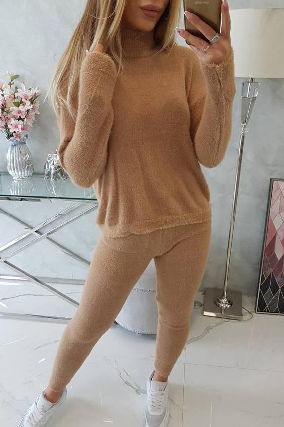 PRE ORDER Alpaca set Camel